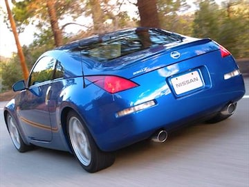 2005 nissan 350z roadster review