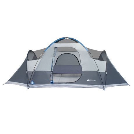 ozark trail 5 piece premium tent combo set review
