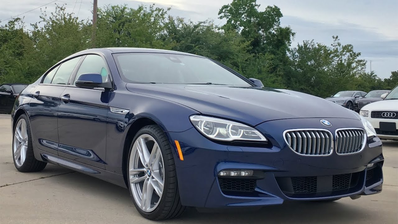 2016 bmw 650i gran coupe review