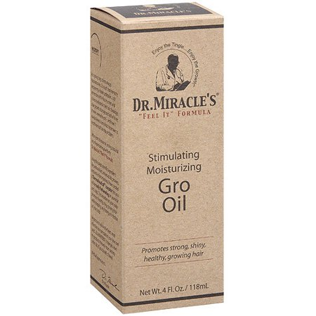 dr miracle hot gro oil review