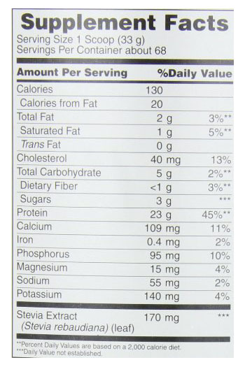 met rx natural whey protein review
