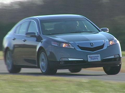 2015 acura tlx review consumer reports