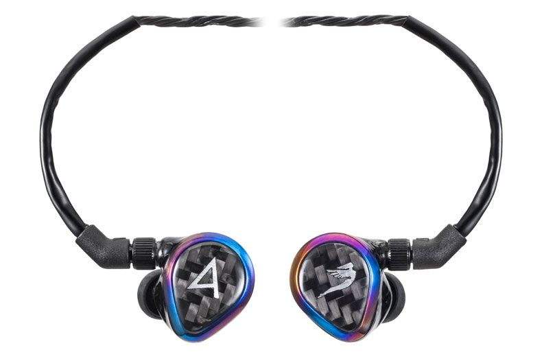 high end in ear headphones review