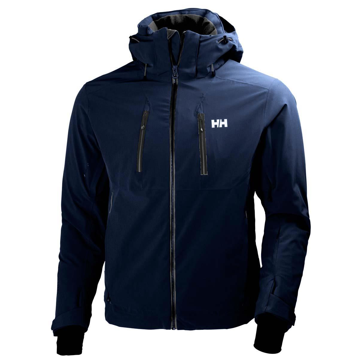 helly hansen alpha 2.0 jacket review