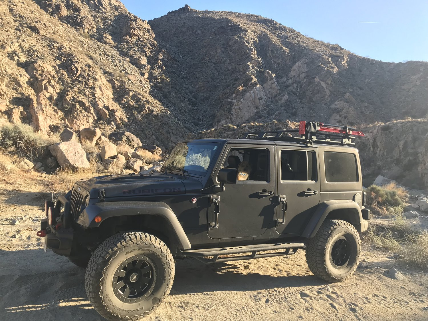 smittybilt defender roof rack review