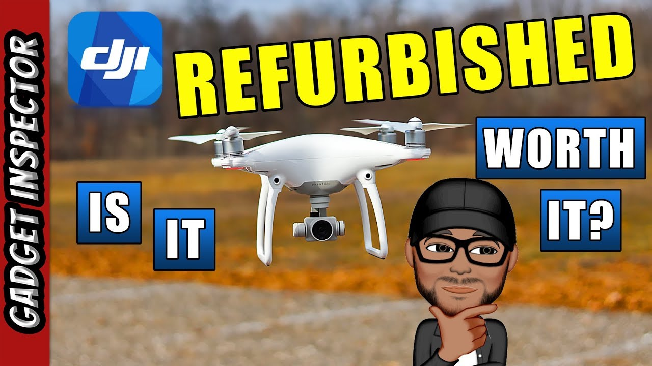 dji phantom 4 review youtube