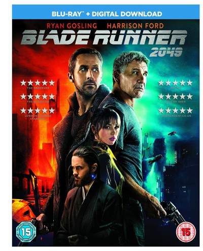 blade runner 2049 review blu ray