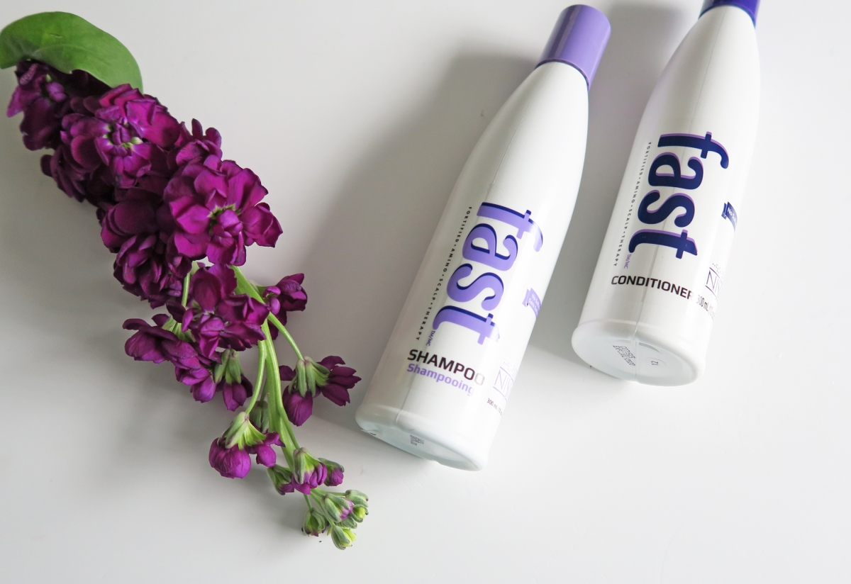 fast shampoo and conditioner review