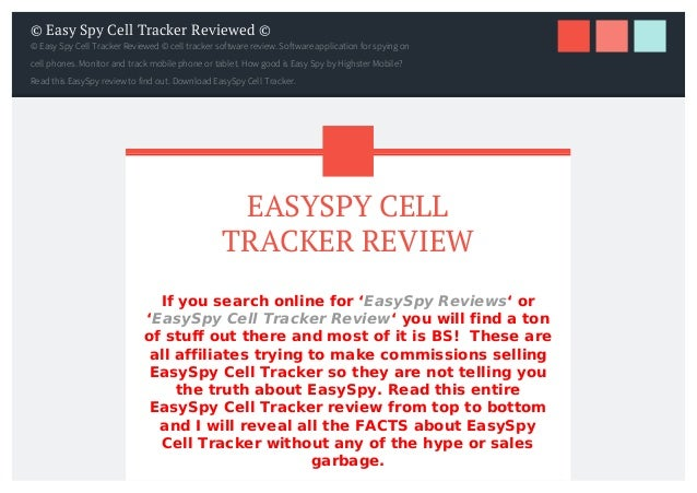 cell tracker spy software reviews