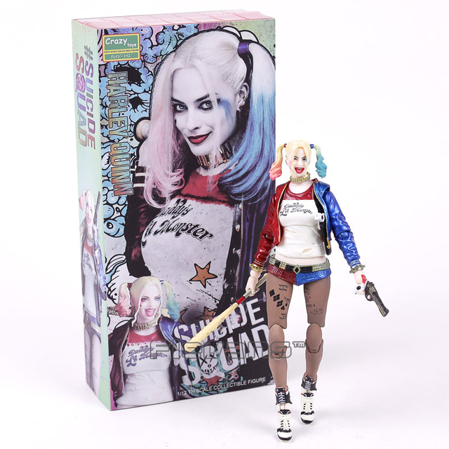 crazy toys harley quinn review