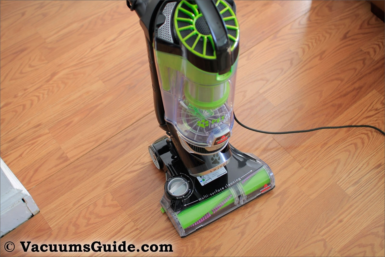 bissell pet hair eraser canister vacuum reviews