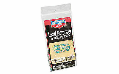 birchwood casey lead remover cloth review