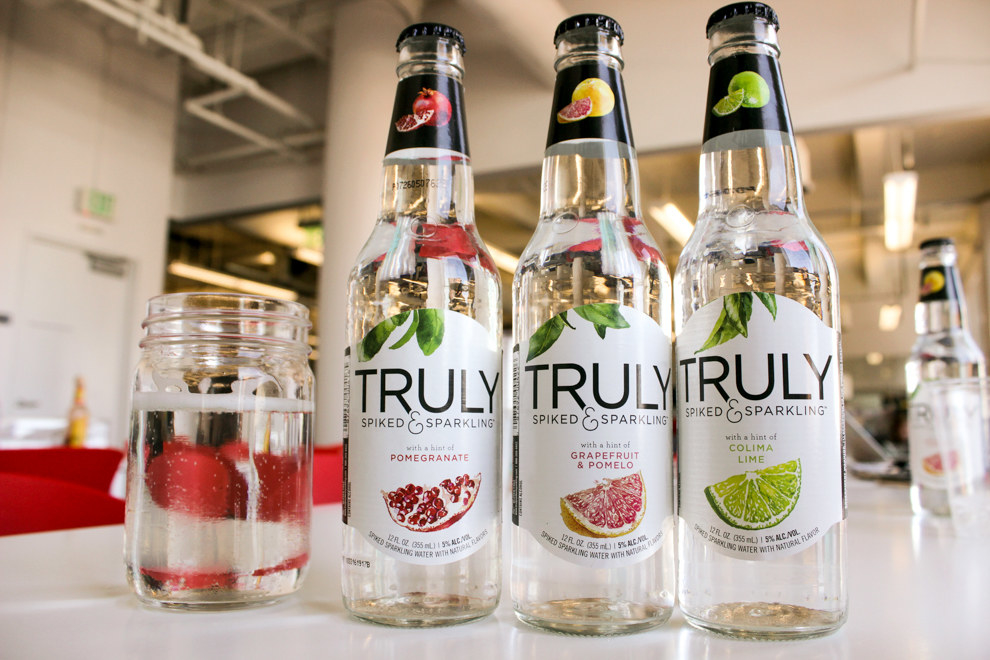 truly spiked and sparkling reviews