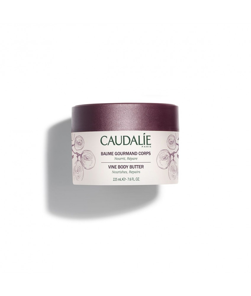 caudalie vine body butter review