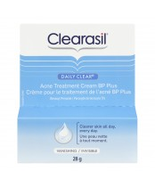 clearasil acne treatment cream bp plus review