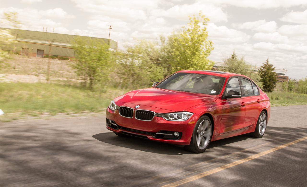 2013 bmw 328i review car and driver