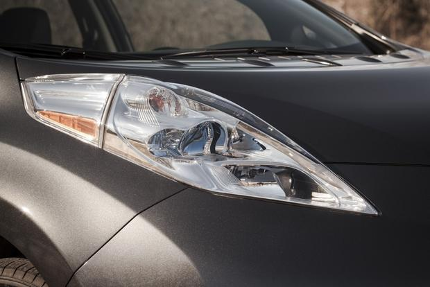 2013 nissan leaf sv review