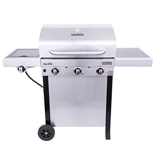 char broil stainless steel grill reviews