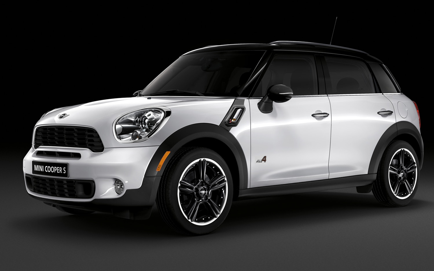 2012 countryman s all4 review
