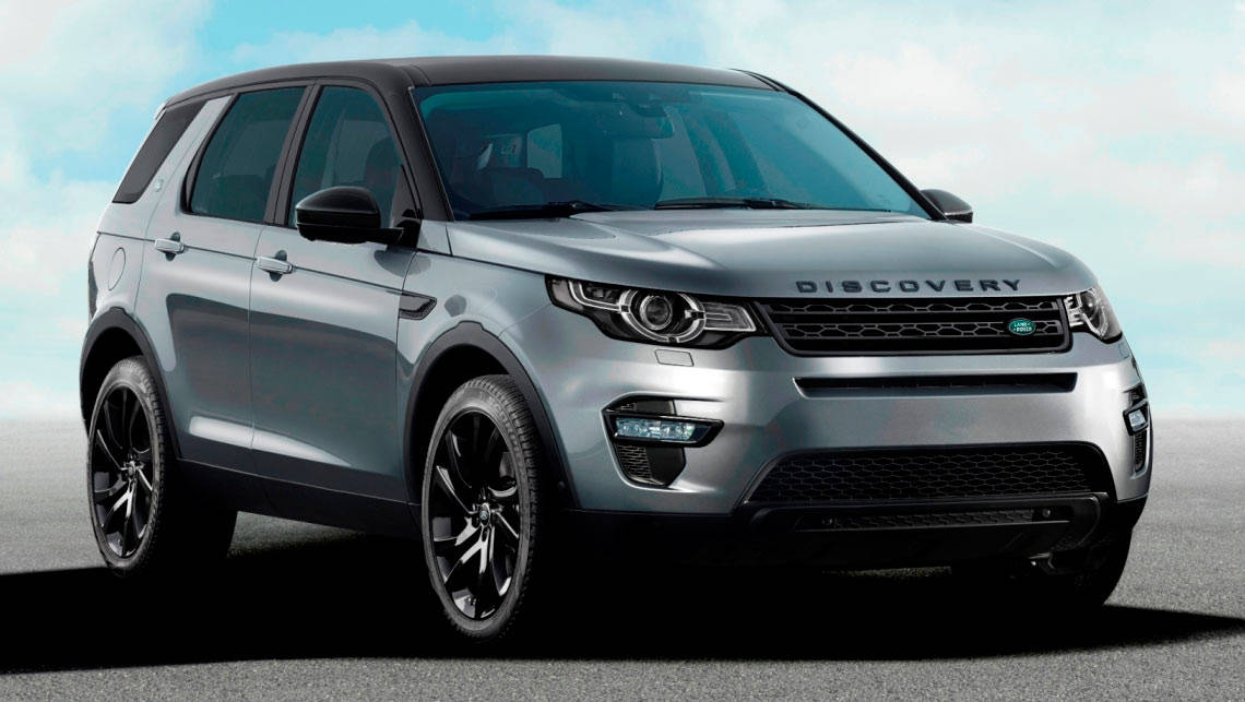 land rover discovery sport 2018 review