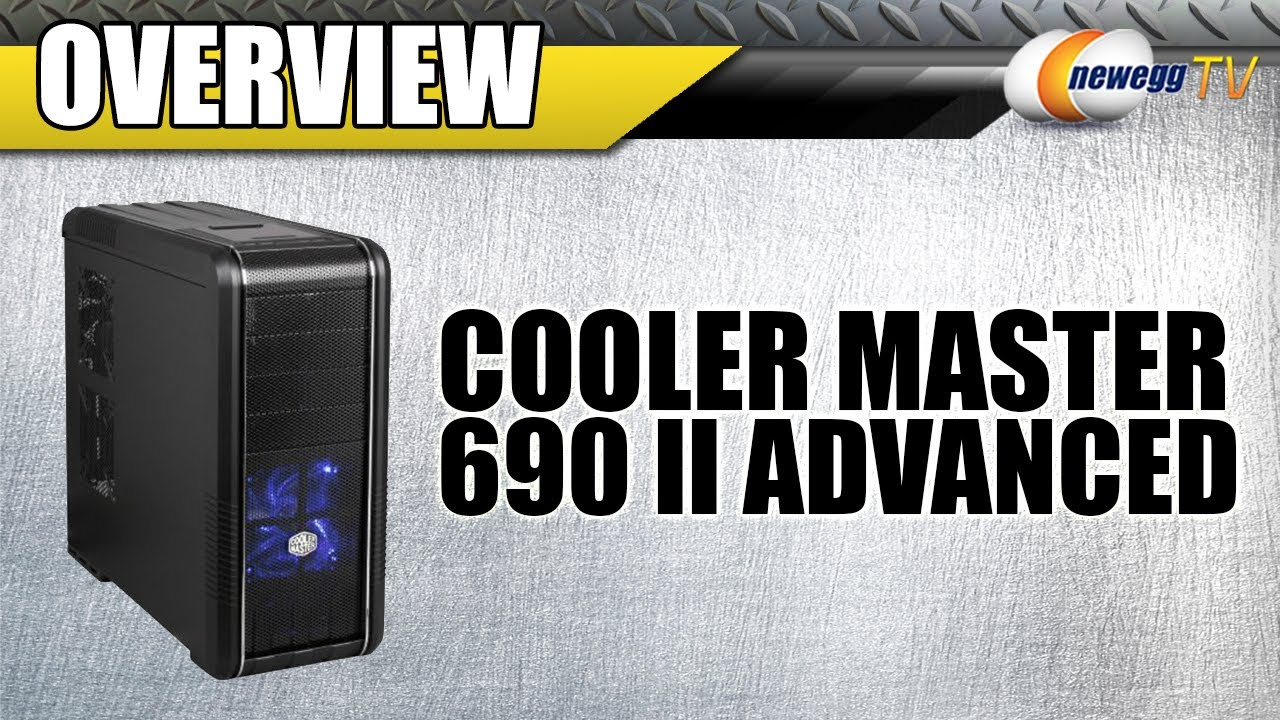 cooler master cm 690 review