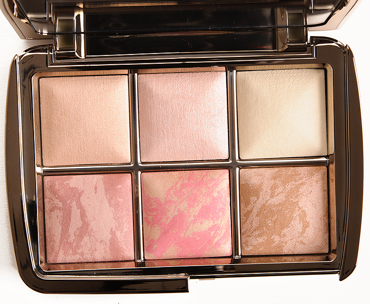 hourglass ambient lighting powder palette review