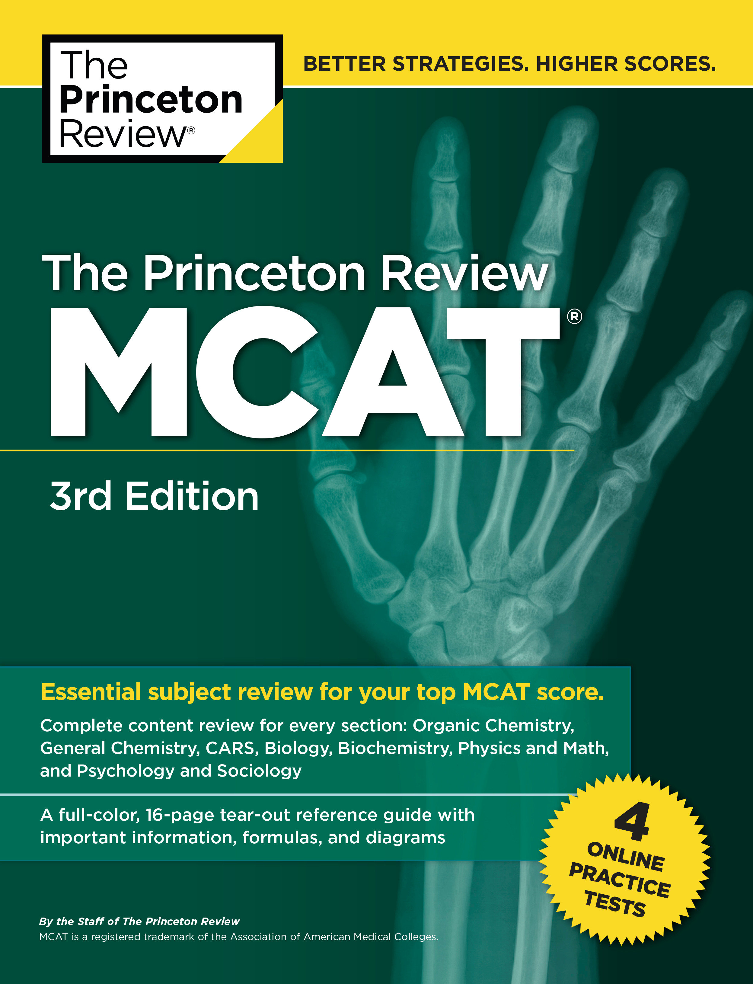 the princeton review practice mcat