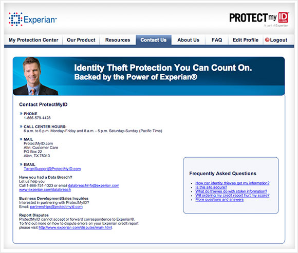 experian identity theft protection reviews