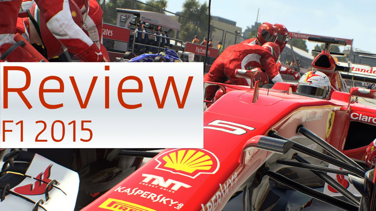 f1 2015 xbox one review