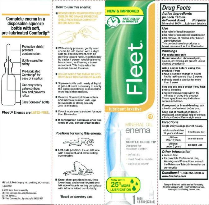 fleet mineral oil enema reviews