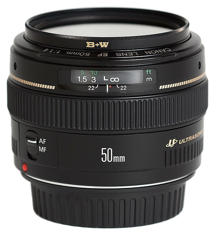 canon 50mm 1.4 review