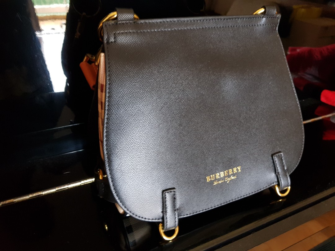 burberry baby bridle bag review