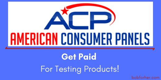 get paid to do product reviews
