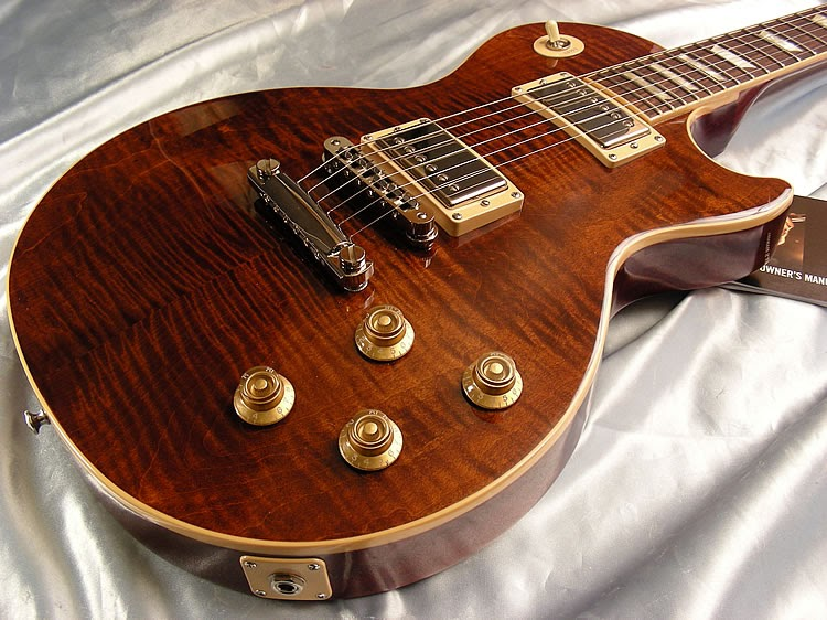 gibson les paul standard 2008 review