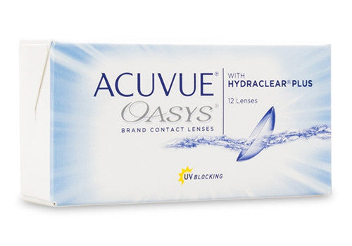 acuvue daily contact lenses reviews