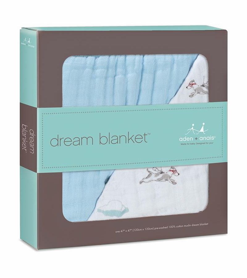 aden and anais dream blanket review
