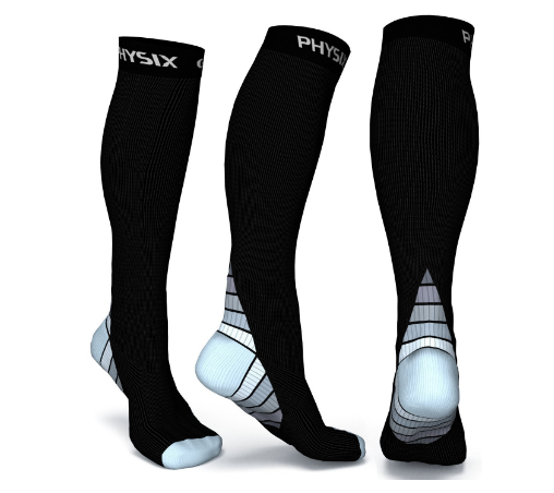 physix gear sport compression socks reviews
