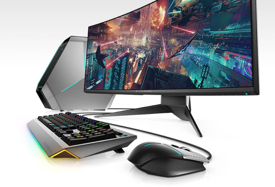 alienware 34 curved gaming monitor aw3418dw review