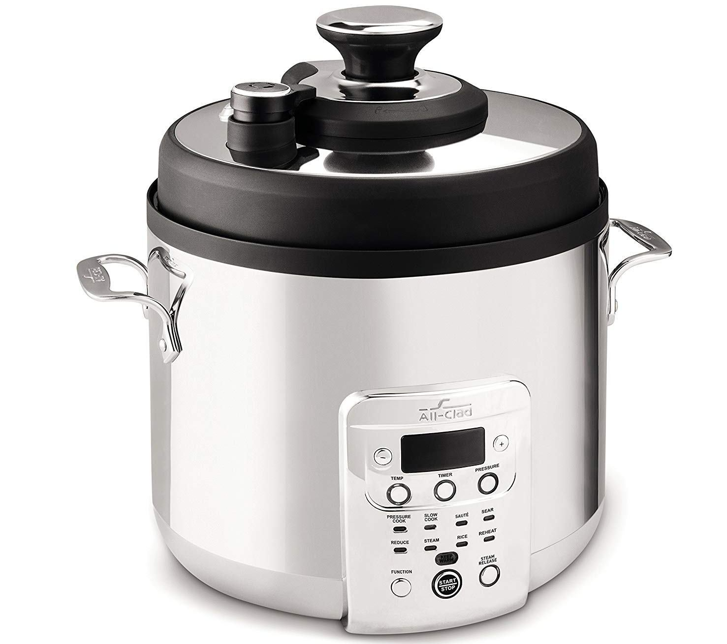 all clad electric pressure cooker reviews