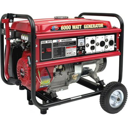 all power 6000w generator reviews