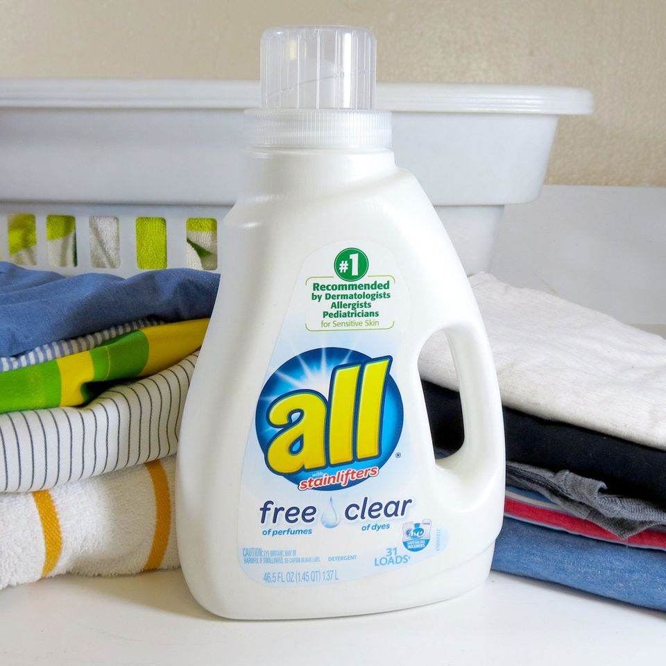 allergy free laundry detergent reviews