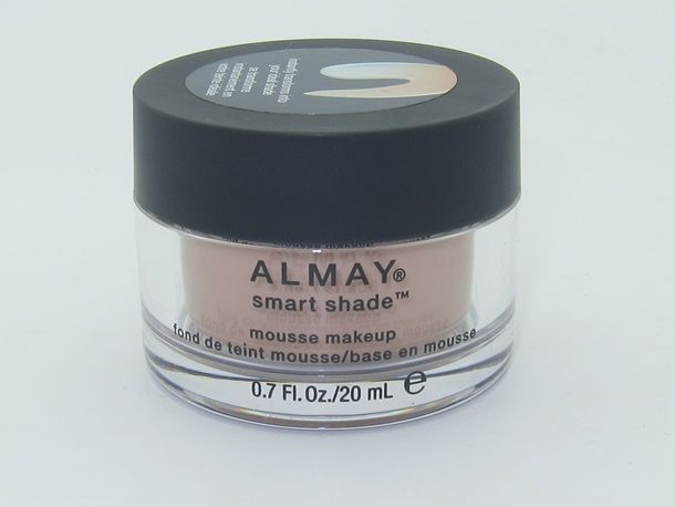 almay smart shade mousse foundation review