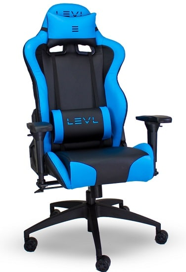 alpha series m gaming chair review