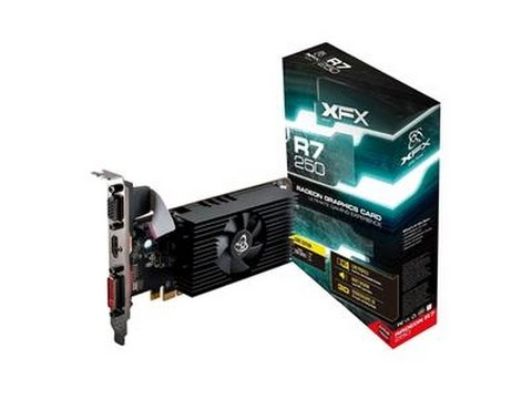 amd r7 250 2gb video card review