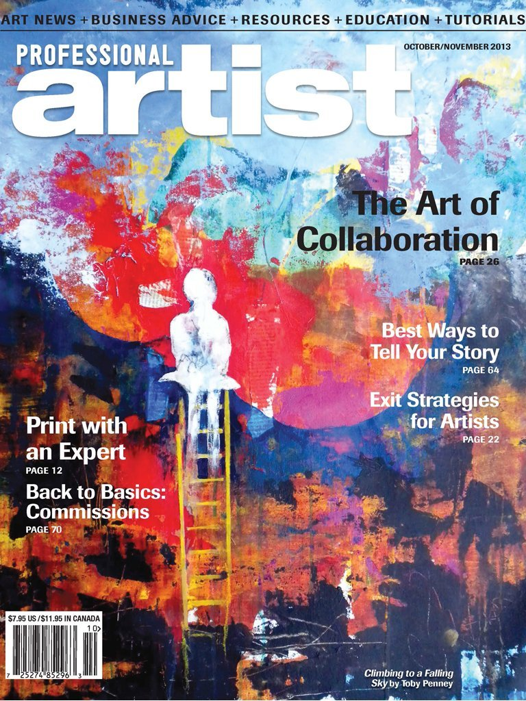 american art collector magazine review