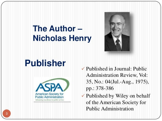 american review of public administration