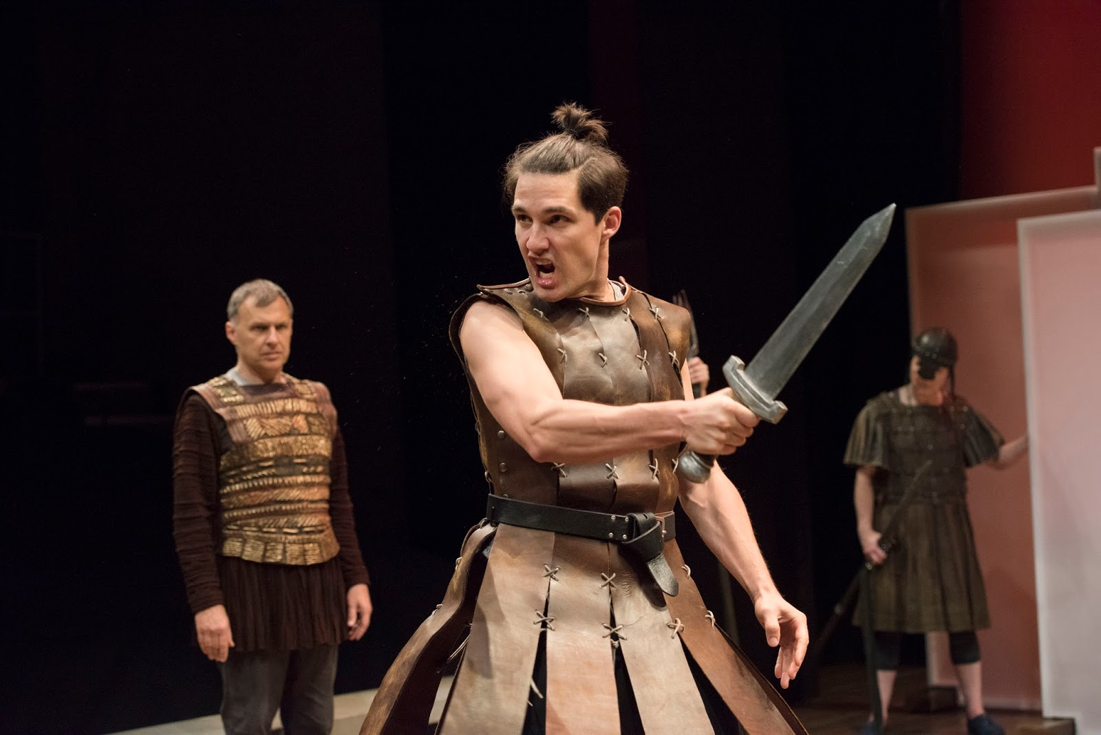 androcles and the lion shaw festival review