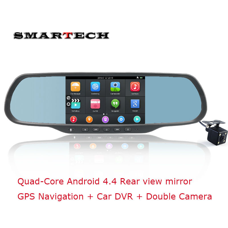 android rear view mirror review