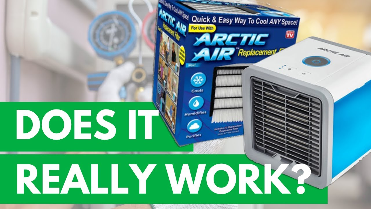 arctic air as seen on tv reviews