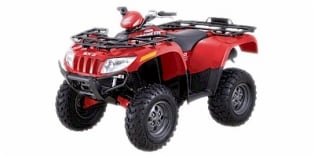 arctic cat atv 500 reviews